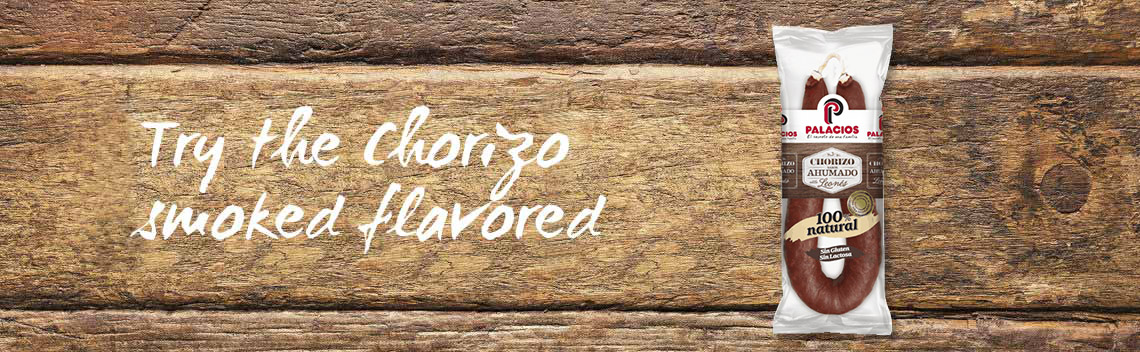 Discover the aired chorizo