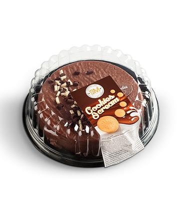 Cookies&cream cake