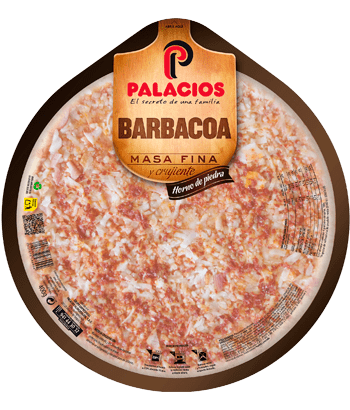 Thin-Base Barbecue Pizza