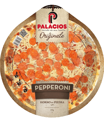 'Pizza Originale' Pepperoni