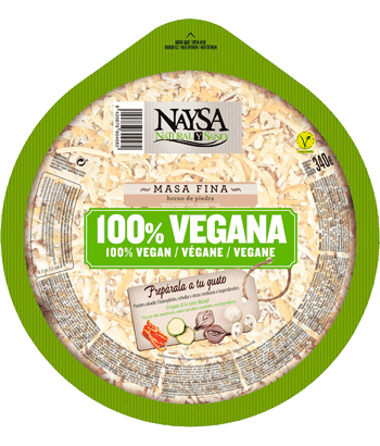Naysa Vegan Pizza