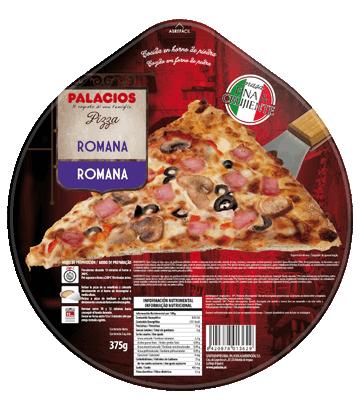 Romana Originale Pizza